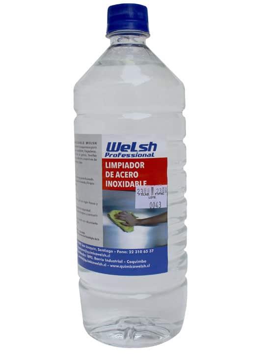 Limpiador de Acero Inox