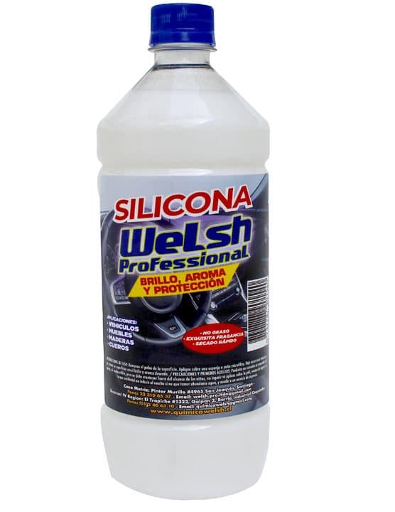 Silicona Brillo Maximo