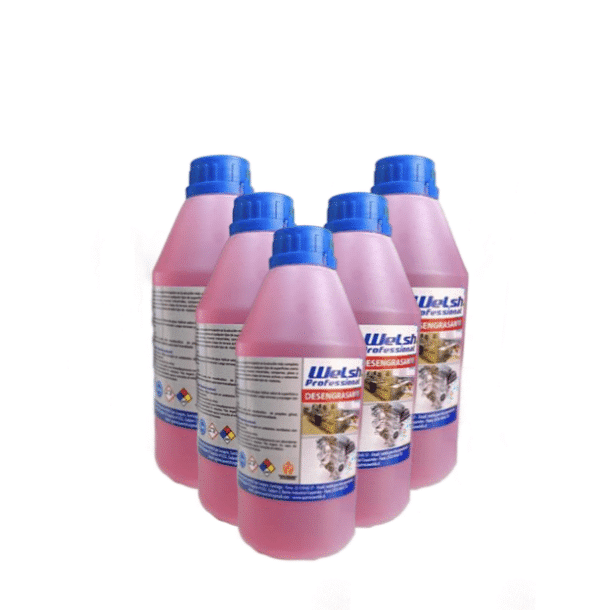 Desengasante Botella 1 Litro